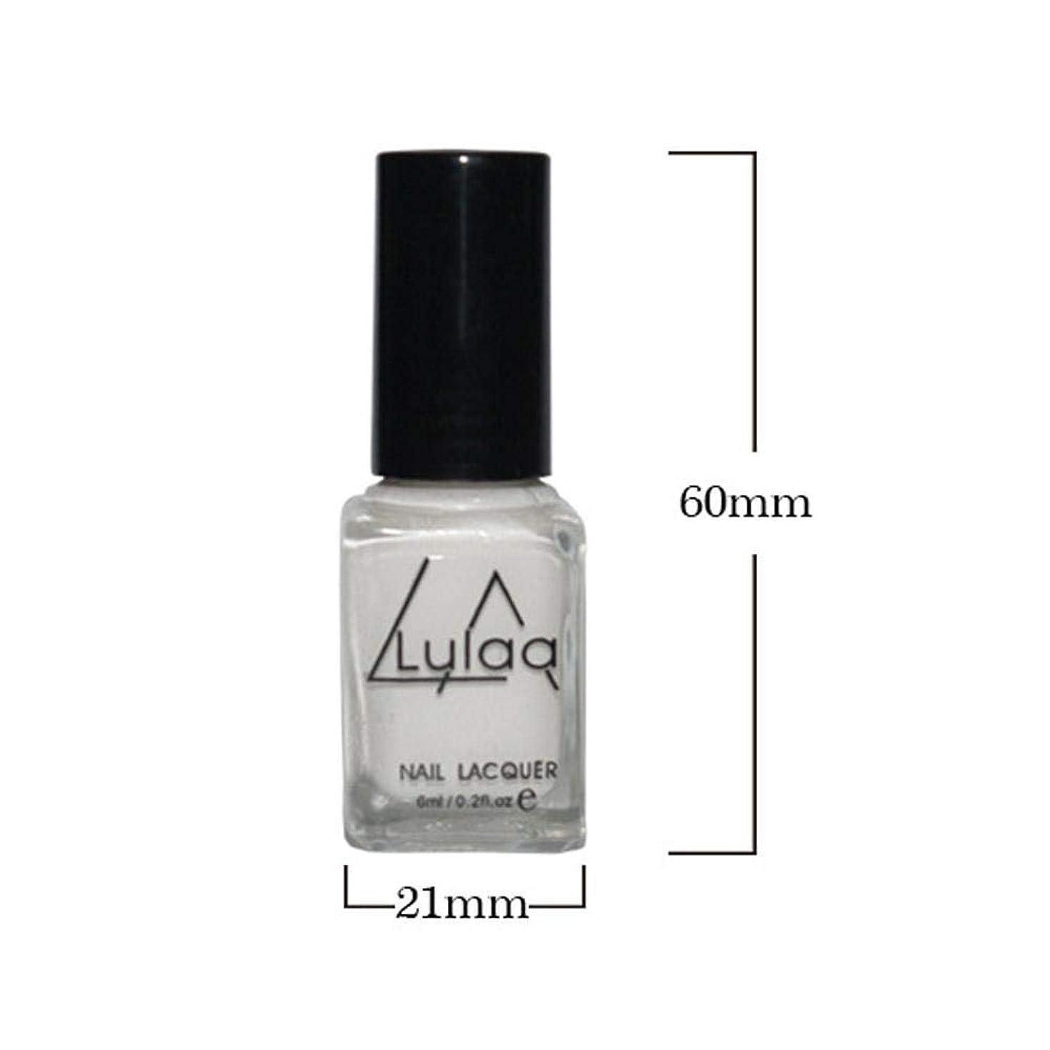 汚れる顎振動させるLZE 液体テープラテックスは、アート、マニキュア、ペディキュア用のベースコートネイルアートバリアを剥がします。ポーランド簡単にクリーンアップメッシー(ホワイト)