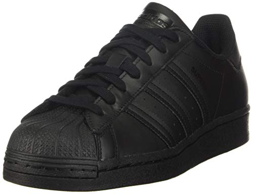 Adidas Superstar Foundation, Zapatillas Unisex Infantil, Negro, 36 2/3 EU ✅