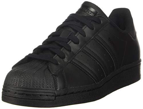 Adidas Superstar Foundation, Zapatillas Unisex Infantil, Negro, 38 2/3 EU