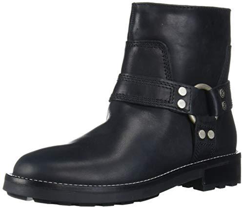 Diesel Damen D-THROUPER AB W-Boots modischer Stiefel, schwarz, 36 EU