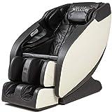 WELCON Prestige II - Masaje para la espalda, reflexología de los pies, masaje de brazos y calefacción