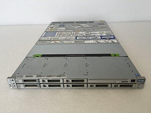 Sun Fire X4170 Server, 2 x X5570 2.93GHz QC, 32GB, 2x146GB, DVD, 2xPSUs, Rack Kit