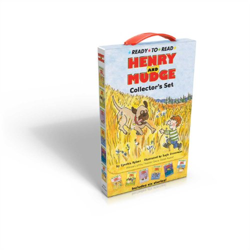 Henry and Mudge Collector's Set: Henry and Mudge; Henry and Mudge in Puddle Trouble; Henry and Mudge in the Green Time; Henry and Mudge under the ... and Mudge and the Forever Sea (Henry & Mudge)