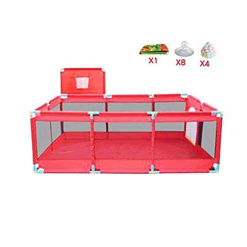 Teng Peng Infant Leitplanke Baby Indoor Home Spiel Zaun Zaun Marine Ball Pool Kleinkind Krabbeln Matte Sicherheitszaun Kindersicherheitszaun