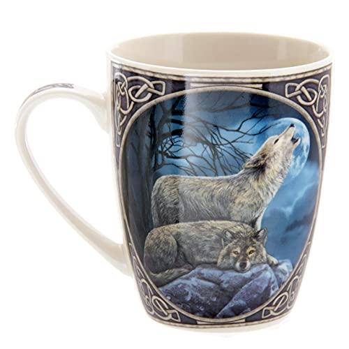Puckator MULP18 Mug, Porcelaine Tendre