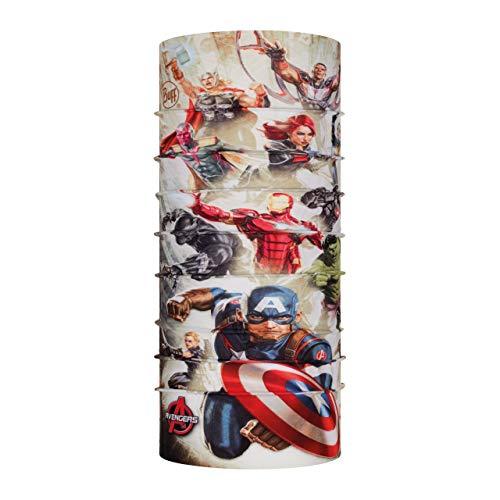 Buff The Avengers Tour de cou Original Super Heroes Multi FR : Taille Unique (Taille Fabricant : Taille One sizeque)