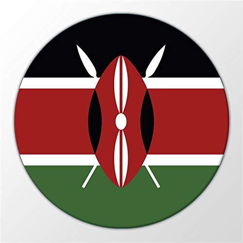 Kühlschrank Magnet Kenya Kenia Flagge Ostafrika Magnettafel Whiteboard