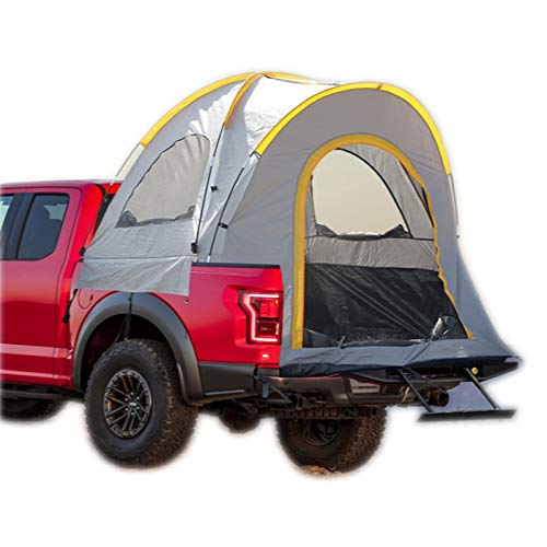 DUTUI Pickup-Zelt, Feldcamper-Heckzelt, Auto-Angelzelt, Dachzelt-Outdoor-Campingzelt, Atmungsaktiv, Wasserdicht Und Verschleißfest,Medium