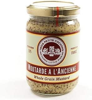 Moutarde a L'Ancienne by Les Trois Petits Cochons (7.1 ounce)