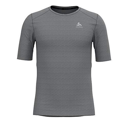 Odlo BL Active Ceramiwarm T-Shirt Homme, Gris, s