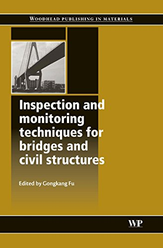 Inspection and Monitoring Techniques for Bridges and Civil Structures (Woodhead Publishing Series in