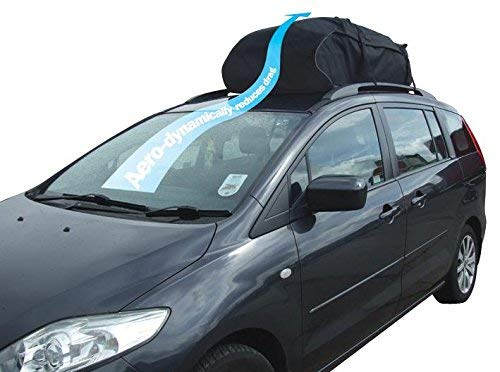Car Roof Top Cargo Bag Carrier Ideal For Cars With Existing Roof Rails …
