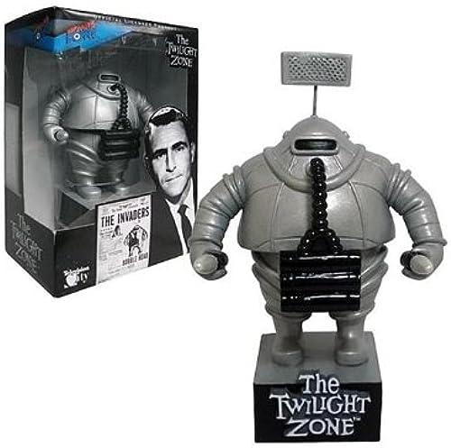 Unbekannt Twilight Zone Wackelkopf-Figur Invader 17 cm
