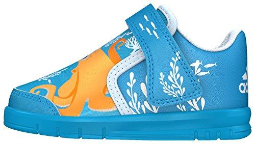 adidas Sneaker Disney Nemo blau EU 24 (UK 7K)