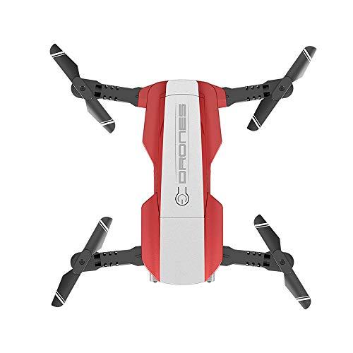 H3 Afstandsbediening Vliegtuigen 4k Hd Luchtfotografie Opvouwbare Drone Mavic Mini Gas Vaste Hoogte Vierassige Vliegtuigen Speelgoed,Red