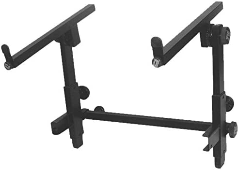On Stage KSA7550 2nd Tier for famous Long-awaited KS7350 Z Folding Keyboard Stand