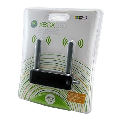 Wireless Network WiFi N Adapter for Xbox 360 Black