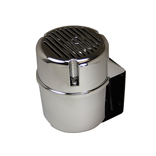 Leed Brakes Electric Vacuum Pump Kit - Chrome Bandit Series (VP001C)