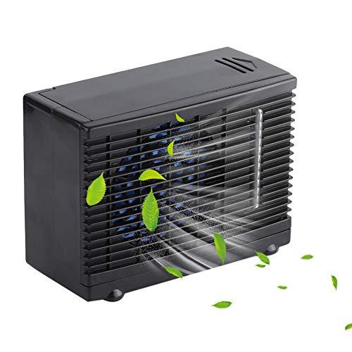 Canyita Auto-ventilator, 12 V, draagbare airconditioningventilator, geschikt voor inbouw in vrachtwagens, bussen en andere voertuigen voor het koelen