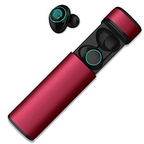HolyHigh Auriculares Bluetooth Inalámbricos Cacos Bluetooth 5.0 Auriculares...