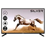 TV LED SILVER 43' FHD Smart Android