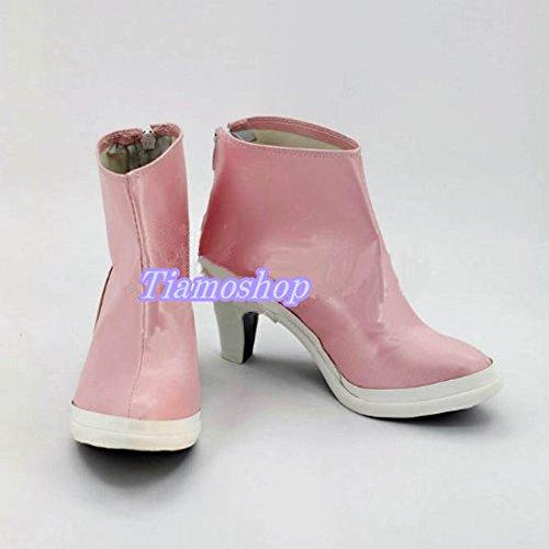 『アイドルマスター THE IDOLM@STER 水瀬 伊織 風 専用靴 、通用靴★ コスプレ道具/小物 *D177 (22.5cm)』の1枚目の画像