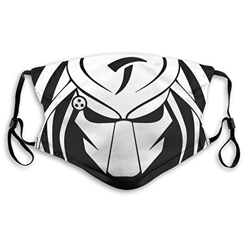 Predator Masks For Men And Women, Dustproof, Adjustable, Reusable, Washable, With Filter