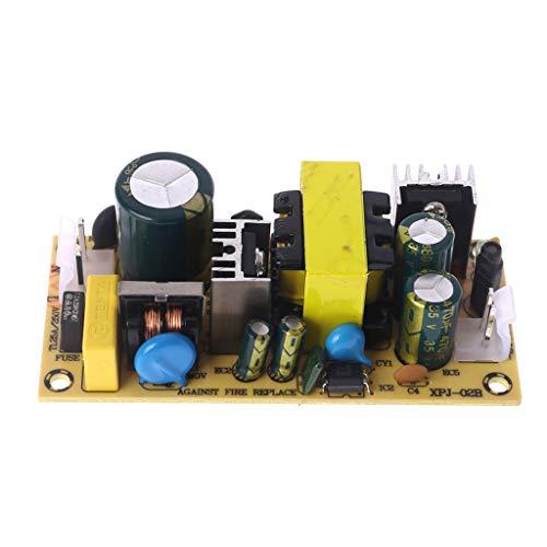 JOYKK 24V 1.5A 36W Fuente de alimentación conmutada AC 220V a la Placa DC 24V para reparación