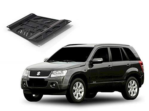 Unterfahrschutz Getriebeschutz aus Stahl für Suzuki Grand Vitara 2005-2015