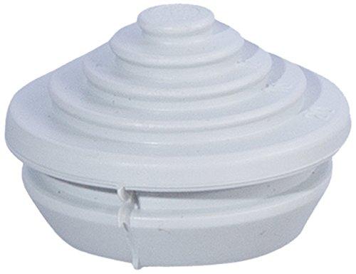 f-tronic Stufennippel IP54, M25 metrisch, STM25, Inhalt: 20, Stück