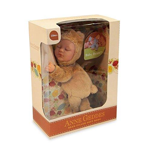 Anne Geddes Light Brown Baby Bear