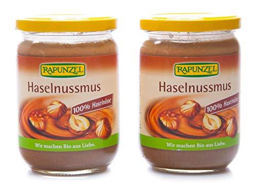 Rapunzel Bio Haselnussmus (2 x 500 gr)