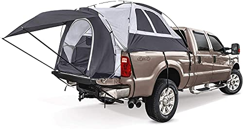 Truck Bed Tent, 6.5' Box Length with Front Awning