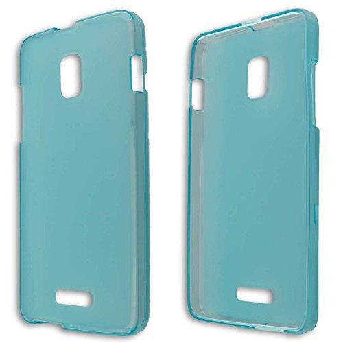 caseroxx TPU-Hülle für Alcatel One Touch Pop Star 5022D, Tasche (TPU-Hülle in hellblau)