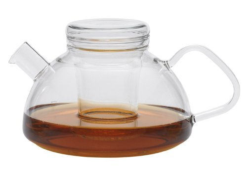 Trendglas Jena Teekanne Nova mit Glasfilter 1,2 Liter