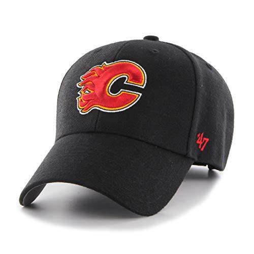 47 Unisex Calgary Flames Kappe, (Herstellergröße: One Size)