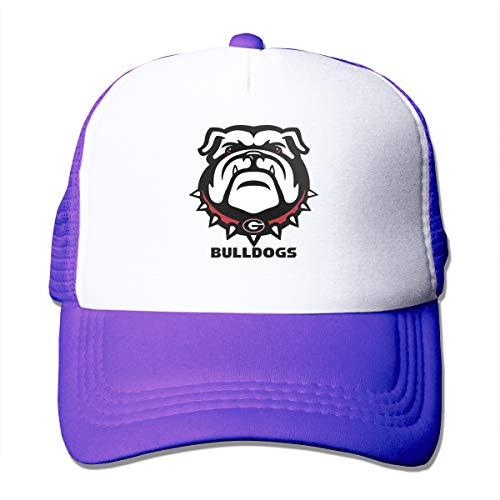 georgia bulldog flat bill hat - 8
