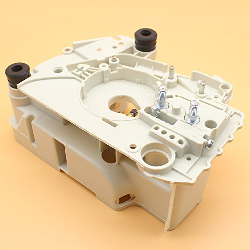 Crankcase Crank Case Engine Housing W/Chain Tensioner Adjuster for STIHL MS170 MS180 MS 170 180 017 018 Chainsaw Engine Parts