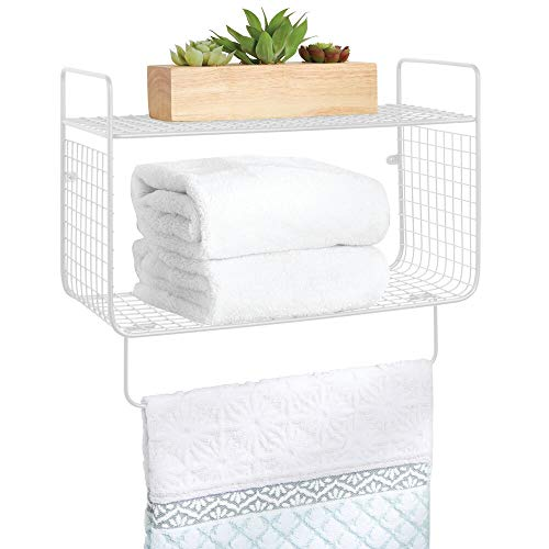 estante toallero fabricante mDesign