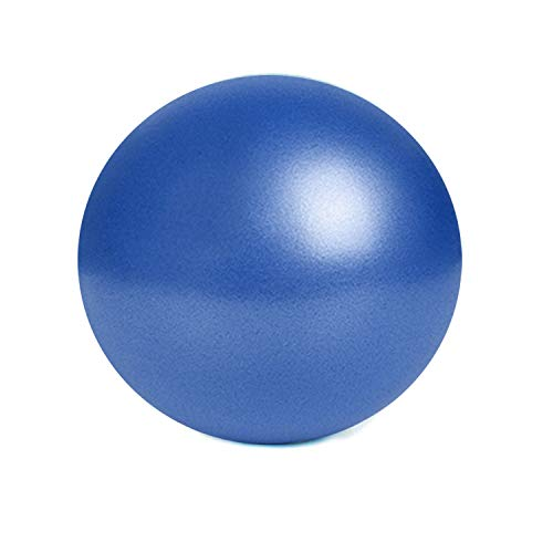 Pilates Ball, Pilates Ball Mini, Exercise Balls, ab Ball? Yoga Balls, Ball 9 inch,Core Treatment, Explosion-Proof, Non-Slip Inflatable?Blue?