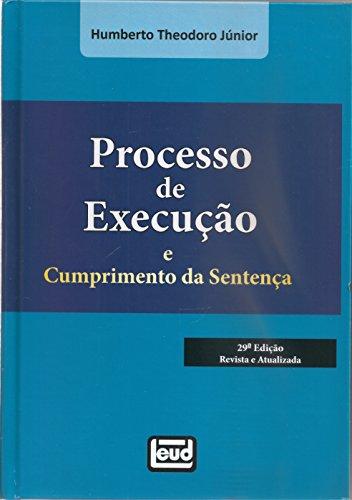 Processo de Execução e Cumprimento da Sentença