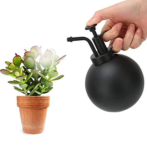 Houinmru Regadera, Botella de riego de 500 ml de Acero Inoxidable 304 para regar Plantas para regar Flores para Plantas en macetas pequeñas