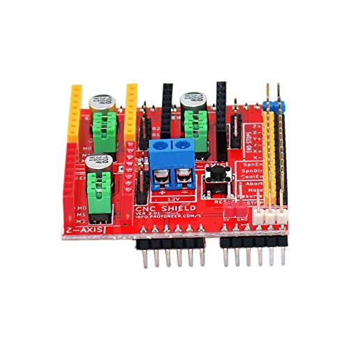 Electronic Module Suitable For A4988 3 D Printer Stepper CNC Shield V2 For A-r-d-u-i-n-o