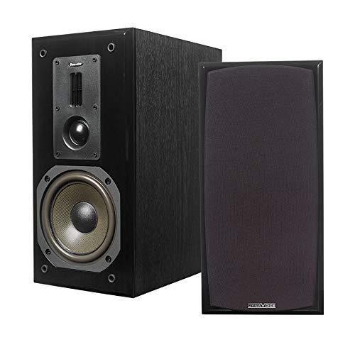 DYNAVOICE - Coppia di altoparlanti stereo Rif.: Definition DM-6 Colore Nero