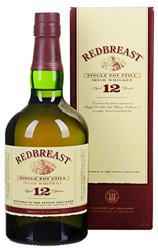 Redbreast 12 Jahre Alter Irish Whiskey 70 Cl