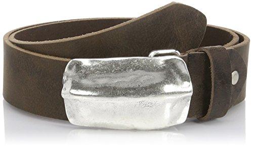 MGM Sirano Cinturón, Braun - Cepillo de dientes eléctrico (3 unidades), color...