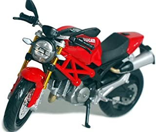 Maisto 1/12 Ducati Monster 696