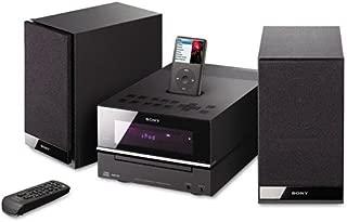 Sony CMTBX20i Micro Hi-Fi Shelf System (Black) (Discontinued by Manufacturer)