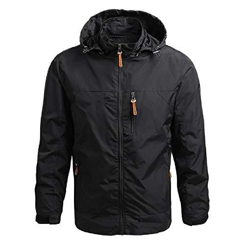 Hombres chaquetas al aire libre suaves hombres y mujeres a prueba de viento impermeable transpirable cálido