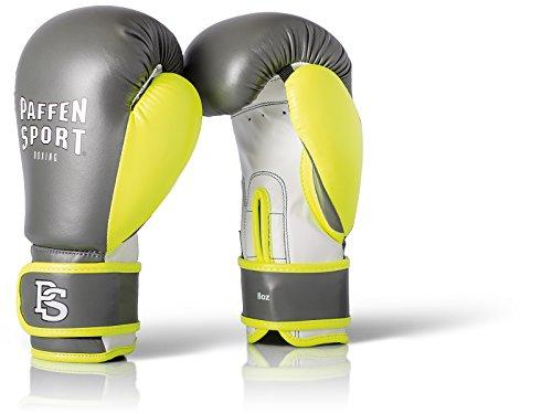Paffen Sport Kids kinderbokshandschoenen voor training in boksen, kickboksen, Muay Thai, K1 en andere vechtsporten